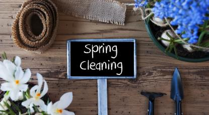 Spring Cleaning in Your Garden