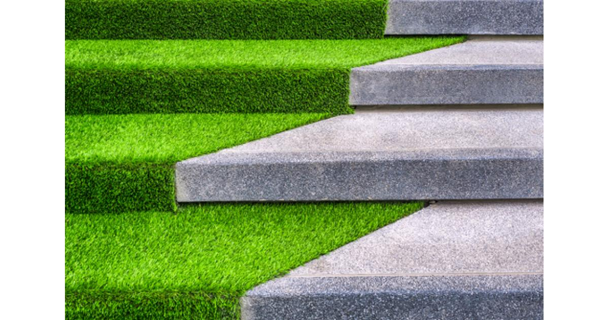 How and Why You Should Lay Artificial Grass on Concrete