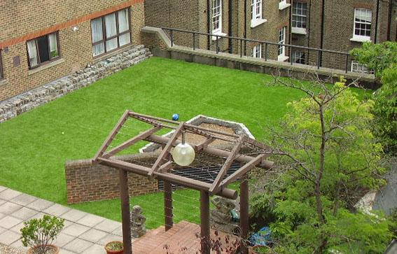 As More And More British Homeowners Are Investing Their Time And Money In  Roof Top Garden And Terrace Development, The Rise In Demand For Synthetic  Turf To ...