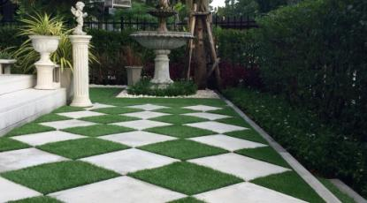 5 Artificial Grass Ideas for a Stunning Front Garden