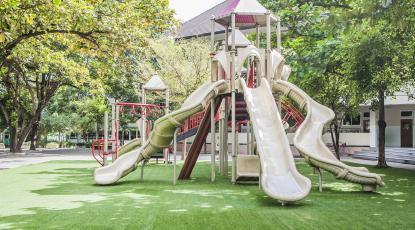 Best Artificial Grass for Children's Play Area