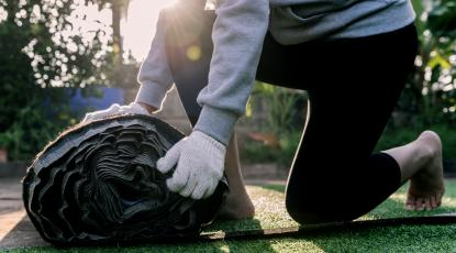 The Cost of Maintaining a Real Lawn Compared to Artificial Grass