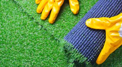 How to Hide Joins in Artificial Grass