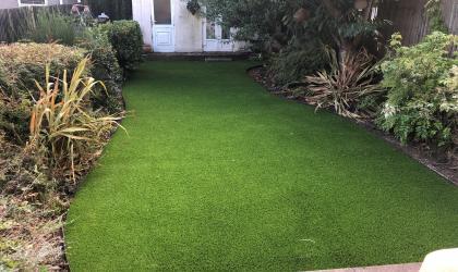 Luxury Lawn Installation in Greater London