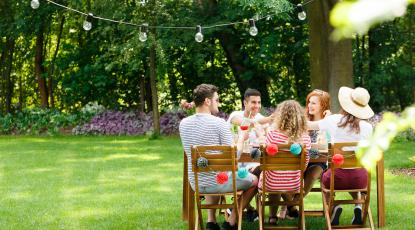 Throwing a Garden Party Essential Guide