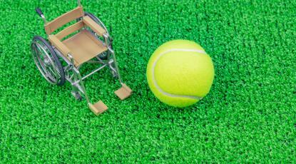 Artificial Grass Disabled Access