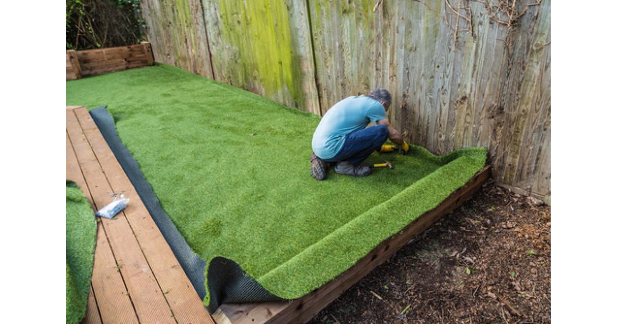 Astro Turf Garden >> How To Prepare Your Garden For Artificial Grass Installation