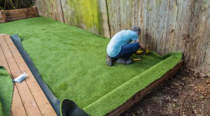How to Prepare your Garden for Artificial Grass installation