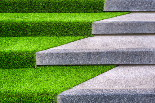 how and why you should lay artificial grass on concrete. Black Bedroom Furniture Sets. Home Design Ideas